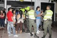 Tres muertos, seis heridos y más de mil 900 riñas, dejó la celebración navideña en Medellín