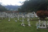 Cementerio de Dabeiba.