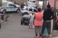 """Mataron a """"Milhouse"""" delante de su hija en Castilla"""