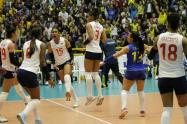 Colombia Vs. Perú - voleibol