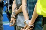 A la cárcel tres adultos, quienes al parecer,  utilizaban a menores de edad para cometer hurtos en Medellín