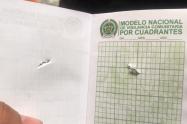Una libreta de apuntes, salvó a un policía que recibió una puñada en el pecho