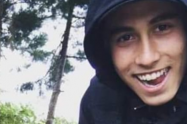 De un impacto de fusil en el cráneo murió un joven  a manos de un policía en Pueblorrico, Antioquia