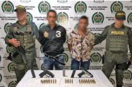 """Los sindicados haría parte de la estructura criminal """"Libertadores del Nordeste"""""""