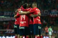 Medellín abrió el año futbolero con empate 2 a 2 ante Tolima