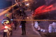 Este es el primer homicidio que se reporta este año en ese municipio del Sur del Valle de Aburrá.