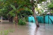 Imagen referencial lluvias en Antioquia