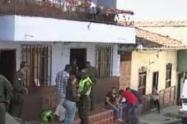 Dos hombres fueron asesinados a balazos en  Ciudad Bolívar Antioquia