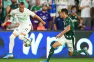 Nacional Vs. Palmeiras