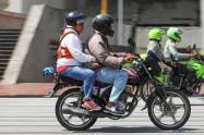 Suspenden medida de parrillero en Bello, Antioquia,