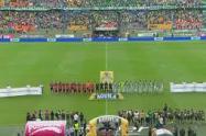 Con sobrevuelo de drones, autoridades vigilaran el clásico de fútbol entre Medellín y Nacional