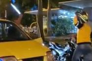 -El agresor fue capturado, señaló la Policía Metropolitana del Valle de Aburrá