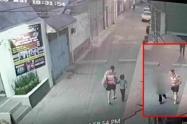 Niña asesinada en México