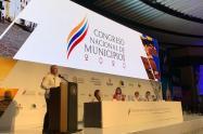 El presidente Iván Duque en Cartagena