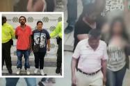 """Capturan en Medellín a pareja de """"cosquilleros"""" con 63 antecedentes judiciales"""