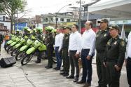 Con 24 uniformados, Itagüí cuenta con un grupo especializado contra el hurto