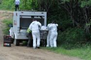 El cadáver de esta persona fue hallado en zona urbana de este municipio del norte del Valle de Aburra.