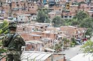 Con panfleto anuncian limpieza social en Altavista, Medellín