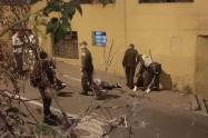 Sicarios persiguieron a su víctima hasta matarlo en Medellín