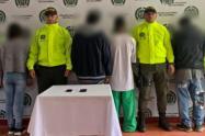 Este grupo delincuencial se autodenomina como Los Jaiperá de Urrao, precisaron las autoridades.