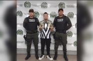 El capturado está señalado de cometer varios asesinatos en los últimos dos años en el Sur del Valle de Aburrá