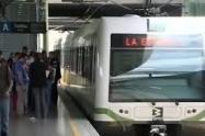 Cárcel para presunto ladrón que huyó por las vías del Metro de Medellín