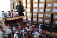 Los remedios estaban valorados en más 164 millones de pesos.