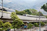 Metro de Medellín.