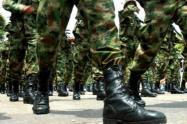 El militar estaba huyendo desde el 24 de diciembre pasado cuando hurtó dos fusiles de un batallón en Urabá.