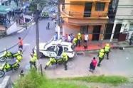 Un hombre mató a otro en medio de una riña a cuchillo en un inquilinato de Castilla, nororiente de Medellín