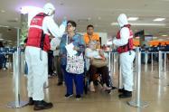 Más de tres mil colombianos retornaron al país durante este fin de semana