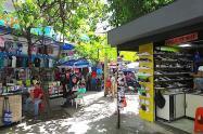 Comerciantes de zonas populares piden no pagar impuestos tras emergencia po