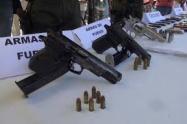 Los combos criminales de Bello consiguen armas desde Centroamérica