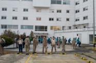 El hospital, de tercer nivel, se encuentra en buen estado y podrá abrir sus puertas luego de casi dos años de estar cerrado.