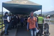 Zona de Frontera entre Colombia y Venezuela
