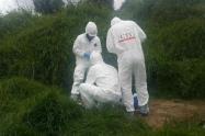 Hallan en zona boscosa de Belén el cadáver de un joven desaparecido hace cinco días