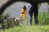 Este es el tercer cuerpo hallado sin vida en similares condiciones en menos de un mes en este municipio del Norte del Valle de Aburra.