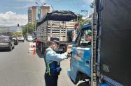 El agresor le debe $9 millones de pesos a la Secretaría de Movilidad de Medellín por infracciones.