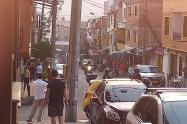 Asesinaron a un taxista en el barrio Niquia en Bello