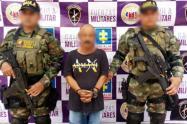 El detenido sería el responsable de homicidios, extorsiones y varias acciones criminales en la subregión del Urabá.