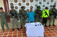 Sería el responsable de perpetrar homicidios selectivos en el Bajo Cauca antioqueño.