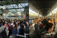 20 personas en promedio son sorprendidas diariamente violando el aislamiento preventivo en el Metro de Medellín