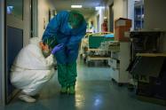 Crisis en hospital de Italia