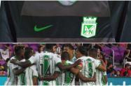 Camiseta Atlético Nacional 2020
