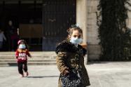 Tres niñas más contagiadas de coronavirus en Colombia; siete niños en total