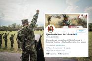 Ejército pide disculpas por la creación de una 'Lista de Oposición' en Twitter