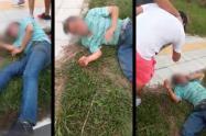 Linchan a adulto mayor sorprendido masturbándose delante de varias niñas