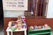 Así funciona la 'despensa ambulante' en Frontino, Antioquia