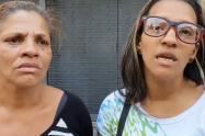Yelitza López y Norma Bello