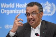 Director de la OMS revela que ha sufrido ataques y amenazas de muerte